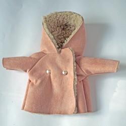 manteau poupée