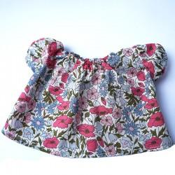 blouse de poupée