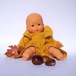 robe pour poupée