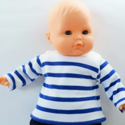 marinière de poupée